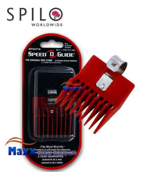 Speed O Guide #1 Universal Clipper Comb Attachtment
