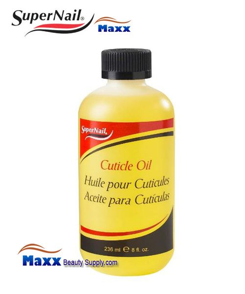 SuperNail Cuticle Oil 8oz