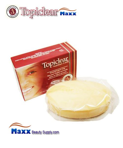 Topiclear Number One Personal Hygiene Soap 3oz