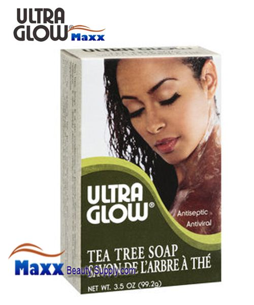 Ultra Glow Soap Tea Tree 3.5 OZ