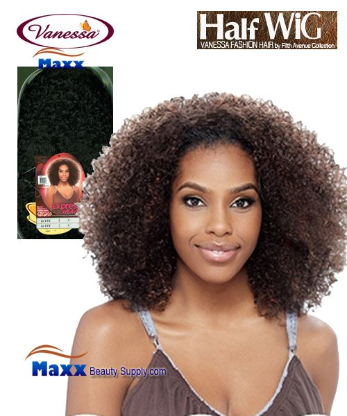 Vanessa Fifth Avenue Collection Half Wig La Vix