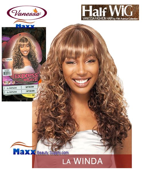 Vanessa Fifth Avenue Collection Half Wig - La Winda