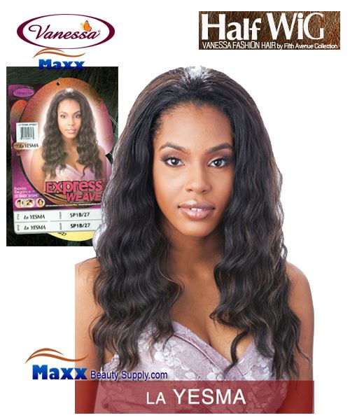 Vanessa Fifth Avenue Collection Half Wig - La Yesma
