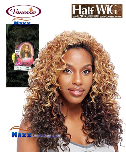 Vanessa Fifth Avenue Collection Half Wig - Las Despin