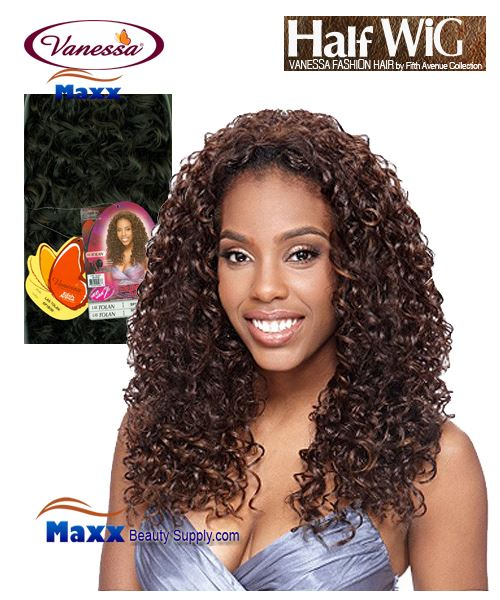 Vanessa Fifth Avenue Collection Half Wig - Las Tolan