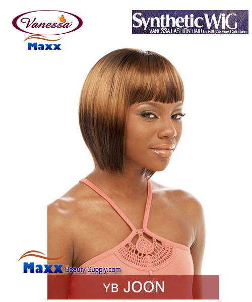 Vanessa Synthetic Hair Fashion Wig - Joon
