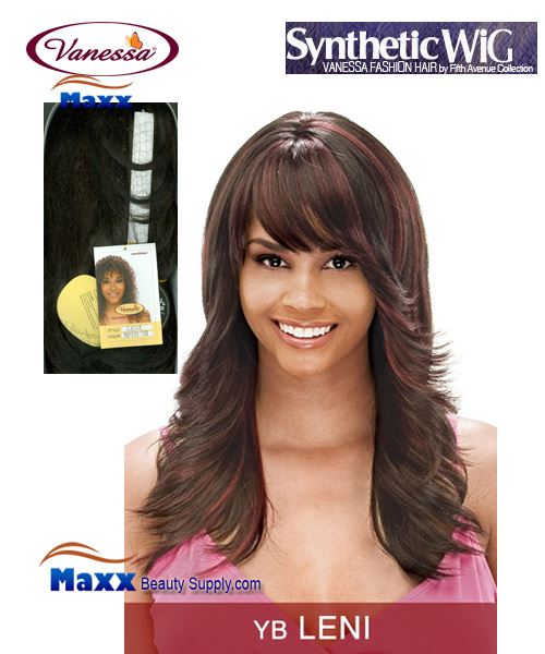 Vanessa Synthetic Hair Fashion Wig - Leni