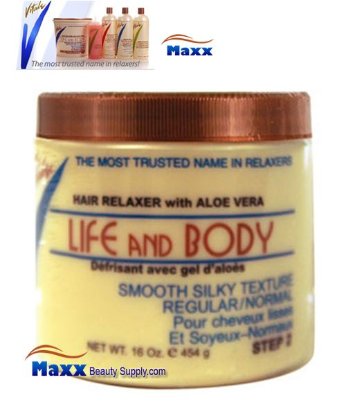 Vitale Relaxer Life and Body 16oz - Regular