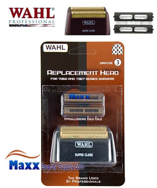 Wahl 7031 professional Shaver Replacement Foil Cutter