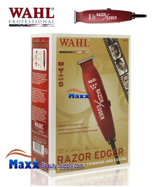 Wahl 8051 5-Star Professional Razor Edger Hair Trimmer