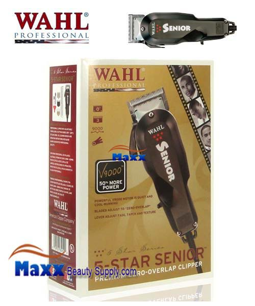 Wahl 8545 5-Star Professional Senior Hair Clipper