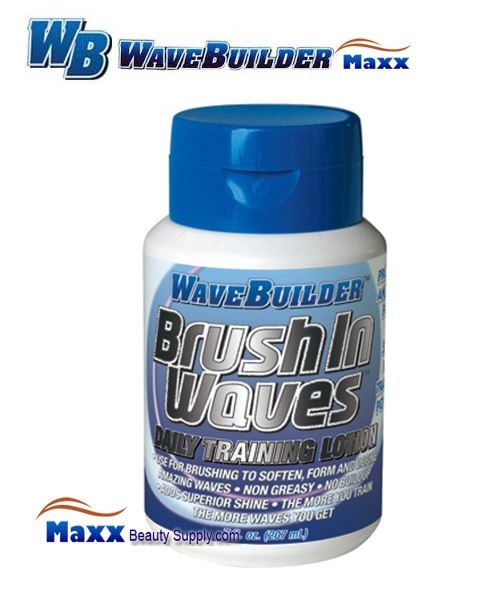Spartan Wave Builder Brush In Waves Daily Training Lotion 6.3 fl.oz - Bottle
