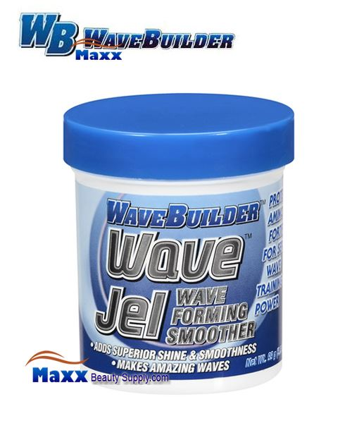 Spartan Wave Builder Wave Jel Wave Forming Smoother 3.5oz - Jar