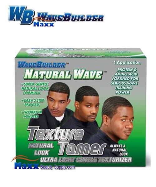 Spartan Wave Builder Natural Wave Texture Tamer Kit - 1 Application
