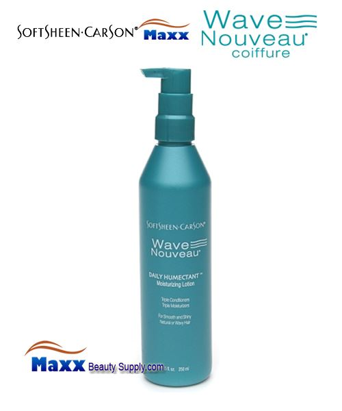 Softsheen & Carson Wave Nouveau Daily Humectant Moisturizing Lotion 8.5oz - Bottle