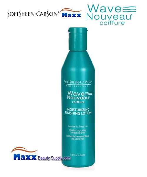 Softsheen & Carson Wave Nouveau Coiffure Moisturizing Finishing Lotion 8.5oz - Bottle