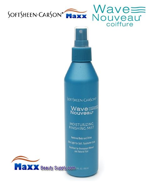Softsheen & Carson Wave Nouveau Moisturizing Finishing Mist 8.5oz - Spray