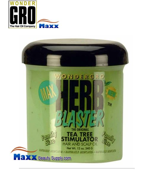 Wonder Gro Herb Blaster Tea Tree Stimulator 12oz