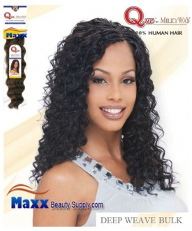 que by milkyway human hair mastermix braid deep bulk
