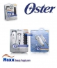 Oster 76300-400 TEQ-2-Go Combo Hair Clipper Set