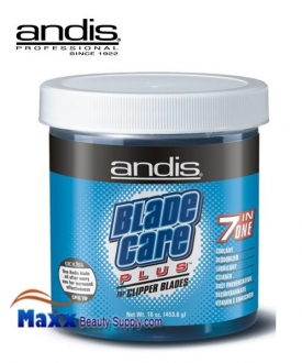 Andis Blade Care Plus 7 in 1 Jar 16.5oz