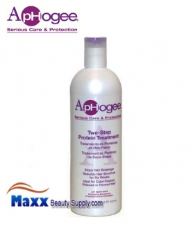 ApHogee 2 Step Protein Treatment 16 oz