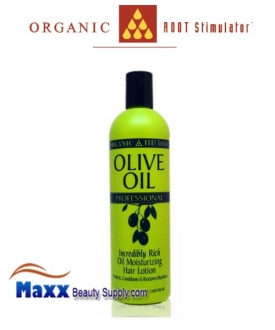 Organic Root Stimulator Olive Oil Hair Lotion 24oz
