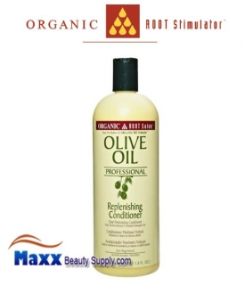 Organic Root Stimulator Olive Oil Replenishing Conditioner 33.8 oz
