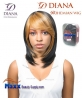 Diana Bohemian Synthetic Hair Full Wig - Wawa