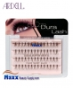 12 Package - Ardell DuraLash Flare Individual Lashes - Short Black