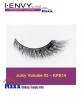 12 Package - Kiss i Envy Juicy Volume 02 Eyelashes - KPE14