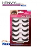 12 Package - Kiss i Envy Multi Pack Juicy Volume 03 Eyelashes - KPEM14
