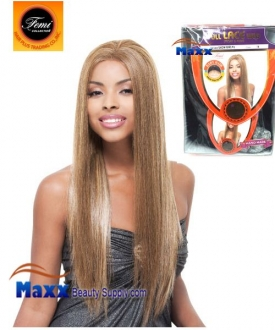 Femi Collection First Lady Full Lace Wig Human Hair Form - SHOW GIRL