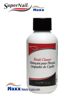 SuperNail Nail Brush Cleaner 2oz