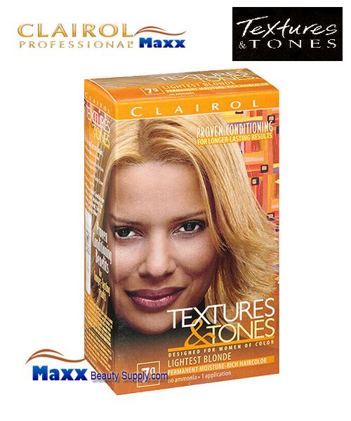 Clairol Textures Amp Tones Permanent Hair Color 6 49