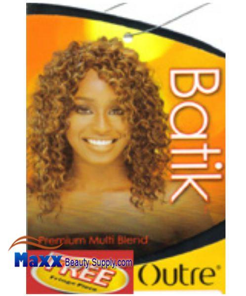 Outre Batik Synthetic Hair Weave Deep Wave 14