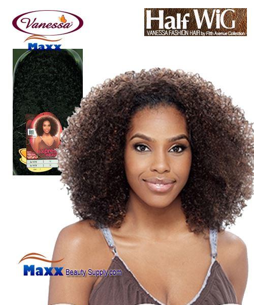 Vanessa Fifth Avenue Collection Half Wig La Vix
