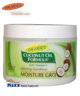 coconut for hair styling palmers coconut formula moisture gro 8 8oz 5 99 6860